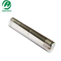 Nemesis mod lock box - Pure silver cool lock bottom buttom mechanical powerful nemesis mod in gift box DHL