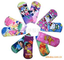 Wholesale Mixed styles Frozen KT Mikey Mouse Spiderman Dora Superman ME Baby Socks Anna Elsa Princess Cartoon Kids Children Socks