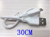 30cm 10*0. 1 Copper Micro Usb Date Cable cable FOR Power bank...