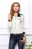 Cheap spring 2014 new camisa dudalina feminina casual and fashion shirt women tops cute elegant long sleeves gipsy s