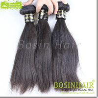 Wholesale Cheap malaysian straight hair Weaves 5A Top Qualit...