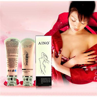 Wholesale Bust Beauty Lotion AINO Brand g Three Years Shelf Life Useful Natural Safe Breast Enhancement Gels New Arrival