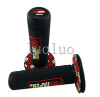 atv handle grips - 7 mm Handle Grips Red PROTAPER hand grips For Honda Yamaha Suzuki Motorcross ATV