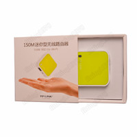 Wholesale 10 pc TP Link TL WR702N M Mini Portable G Wi Fi Wireless Router by DHL EMS