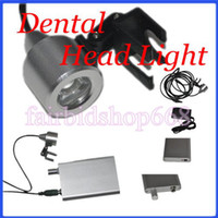 Beijing China (Mainland) Risingmed DL-LED New Portable LED Head Light Lamp for Dental Surgical Medical Binocular Loupes