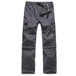 Wholesale S5Q Supply Outdoor UV Resistant Fast Drying Speed Men s Active Quick Dry Pants AAABYI