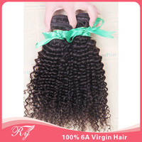 Wholesale RY highest quality maylasian curly hair extension malaysian kinky curly virgin hair a virgin hair DHL or FEDEX