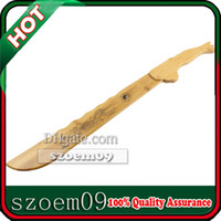 bokken - 26 Samurai Katana Bamboo Practice Sword Knife Bokken Kendo Bamboo for Students Kungfu Movie