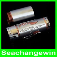 Wholesale New arrival Stingray X Mod SS Rda ecigs full mechanical stingray x mod clone copper thread