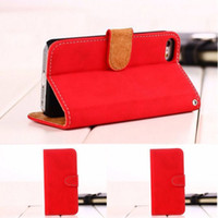 Cheap For Apple iPhone Cell Phone Cases Best Leather Red iPhone Cell Phone Cases