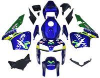 For Honda telefonica - Fit Honda CBR600RR F5 Year ABS Motorcycle Fairing Kit Bodywork Sportbike Cowling Fairings Movistar Telefonica