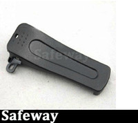 Wholesale 5pcs two way radio belt clip for Baofeng radio BF S BF S BF S etc
