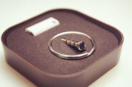Wholesale 2014 New Smart Key With Compatible APP for Andriod Smartphones Klick Quick Button Smart Phone Dustproof Plug mm