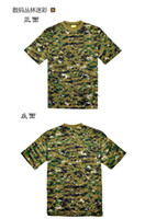 Unisex Cotton Round Tactical Military Mens Short Sleeve Camouflage T Shirt Outdoor Cycling Camping Sports T-shirts Army Clothing Airsoft Cotton