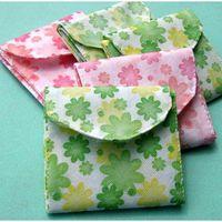 Bamboo Bedding Eco Friendly Non-woven sanitary napkin bags sanitary napkin bags paper towel bag abc bag girls bags