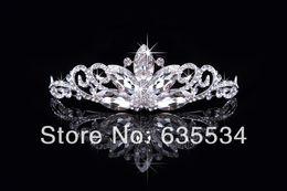 Wholesale Honey barack headband hair bands hair accessory the bride hair accessory sparkling diamond bride