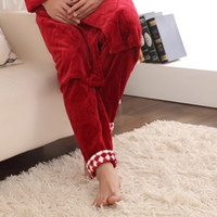Cheap Home lovers pajama pants plus size flannel pajama pants lovers long pajama pants