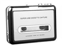Wholesale Tape to PC Super USB Cassette to MP3 Converter Capture Audio Music Player