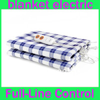 Wholesale Bedding Full Line temperature control electric blanket double People warm sheet heater thickening thermal bed Winter cm
