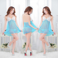 Wholesale Lace Material Sexy Lingerie Hot Item Sexy Pyjamas For Women Front Fork Pants Suit Girls Lingerie