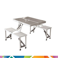 Cheap Yes folding tables Best 85*66*55cm  folding tables chairs