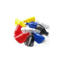 Free shipping Universal MOTORCYCLE MOTOCROSS DIRTBIKE MX ATV HAND GUARDS Hand Protector Wind Guards handguards