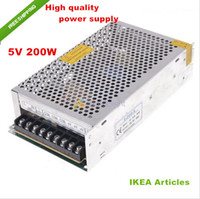 Wholesale High quality dc v A w switching led power supply switching AC110 V into dc v for power supply v led strip light