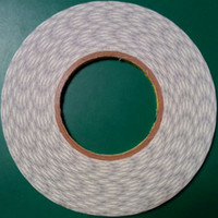 Wholesale 1 mm width M double sided adhesive stickers phones Samsung iPhone iPad the HTC Nokia touch screen LCD DISPALY