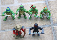 Wholesale Set of Teenage Mutant Ninja Turtles Classic Collection TMNT Figures toys alot