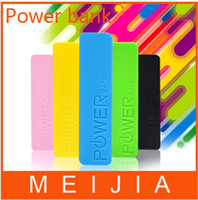 Cheap Power Bank 2600mah Portable USB Charger Backup External Battery for Phone 4 5 Galaxy s3 s4 mobile Phone Universal Backup Battery 5pcs