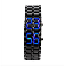 Wholesale Led table bracelet watch student table electronic watch blu ray watches female male table ladies watch