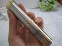 Single Gold Metal 30%OFF!! Copper SS Nemesis Mod by HCigar Vapor Vape Mechanical Mod for 18350 18650 Battery Nemesis Mod 510 Thread Bagua Hammer Kayfun
