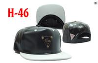 Ball Cap men designer caps - hater hats Styles can choose New HATER Snapback Leather galaxy baseball Caps Cheap Fashion Hip Hop MEN WOMEN designer hats top
