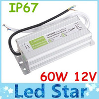 Wholesale High Quality V A Waterproof Electronic LED Driver Power Supply Transformer V V to V W IP67
