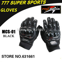 Wholesale PRO BIKER motorcycle gloves motorbike motocross cycling racing moto off road protective glove motocicleta luvas guantes ciclismo