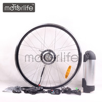 Wholesale Don t buy electric bike buy kit to convert your bicycle into electric bicycle front V D brake electric bike kit