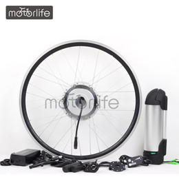 Wholesale V10AH W FUN front motor electric bicycle conversion kit