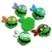 Resin Yes JOY 600pcs color,5color 1.2x0.9''Turtle Resin Cabochons Flatback Scrapbooking Hair Bow Center Crafts Embellishments DIY,REY127