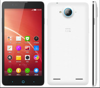 GSM900 Quad Core Android Original ZTE V5 Red Bull U9180 MSM8926 Quad Core 1.2GHz 4G (TD-LTE BAND) Android 4.3 Smartphone 1GB Ram 4GB Rom 5.0 Inch HD Screen White