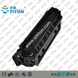 Wholesale CE278A A Toner Cartridge Compatible For HP LaserJet P1606dn M1536 black color