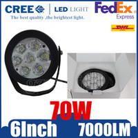 boat - 2x Inch W CREE Led Work Lights Flood Offroad Truck WD Camping Boat
