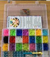 Cheap Unisex rainbow loom Best 8-11 Years Multicolor Christmas Toys