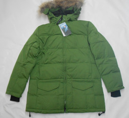 Wholesale 2014 Women Parka vrouwen donsjacks Kanadageese down jackets Outdoor warm cold resistance down coats Sewden Norway
