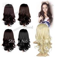 cheap half wigs