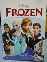 Wholesale 2014 FROZEN Story Book Elsa Storybook Snow and Ice Child s Educational Book Child s Comic Book