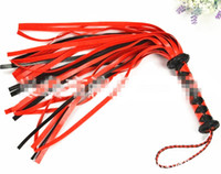 adult soft play - Adult Games PU Soft Whip BONDAGE FLOGGER Sex Whip Sex Aid Spanking Flogger Toy For Role Play