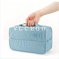 Wholesale Flowers and young Tao travel pouch with the money to travel toiletries underwear storage box storage bag cover