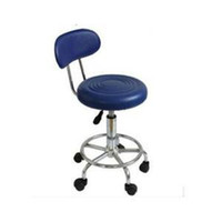 Wholesale 2014 New Color Comfortable Bar Furniture Stylish Adjustable Wheel Sit Stool Backrest High Quality Bar Chair