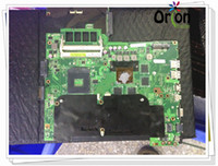 Wholesale laptop motherboard for asus g55vw G55VW REV system main board with NIVDIA on board professional