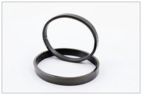 2014 hot salePure black bracele titanium steel bracelet, tit...